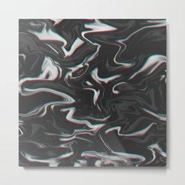 Dark Sense Metal Print