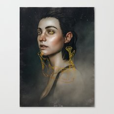 Deadly pt. II Canvas Print