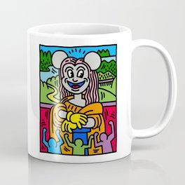 Lisa Mouse Coffee Mug