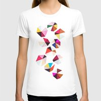 diamonds T-shirts featuring diamonds by silviarossana