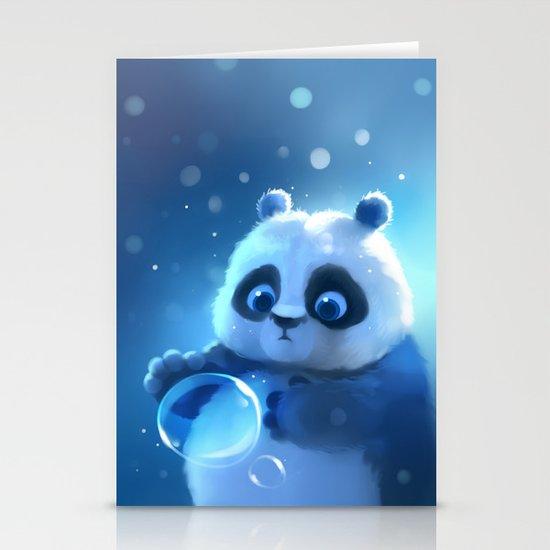 Panda '15 Stationery Cards
