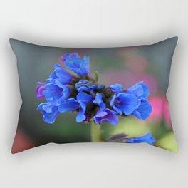 Bonny Blue Rectangular Pillow