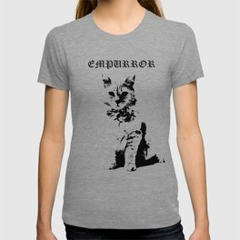 CAT METAL : Empurror T-shirt