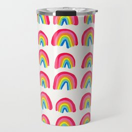 Rainbow Collection – Classic Palette Travel Mug