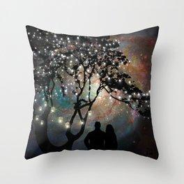Date Night Romance Throw Pillow