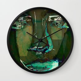 FRANCE C. Wall Clock