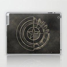 Capt America Laptop & iPad Skin