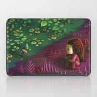 starcraft iPad Cases featuring Infest by Rekka Bellum