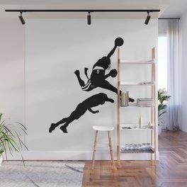 #TheJumpmanSeries, Reggie Bush Wall Mural