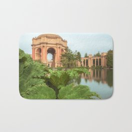 Palace of Fine Arts Bath Mat