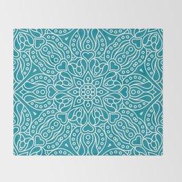 Mandala 39 Throw Blanket