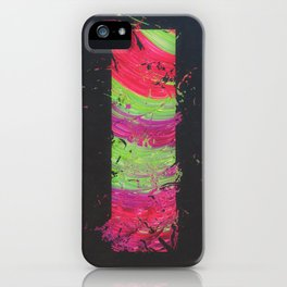 DAY 272: MELON JABBERWOCKY iPhone Case