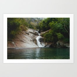 Swimming Hole Art Print