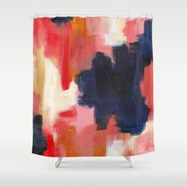 Improvisation 67 Shower Curtain
