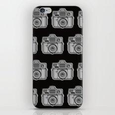 I Still Shoot Film Holga Logo - Black iPhone Skin
