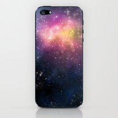 Stars and Nebulas iPhone & iPod Skin