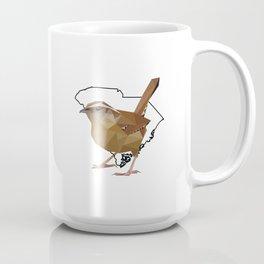 South Carolina – Carolina Wren Coffee Mug