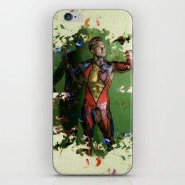 Mr. Apologetico iPhone Skin