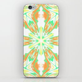 Citrus Kaleidoscope 1 iPhone Skin