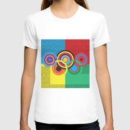 Olympic celebration 2 T-shirt