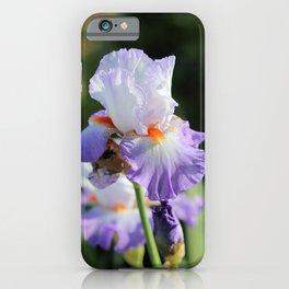 Royal Lady Iris iPhone Case