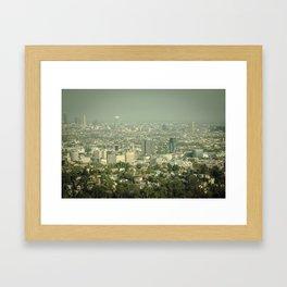 LaLa Land Framed Art Print