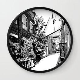 Sydney II Wall Clock