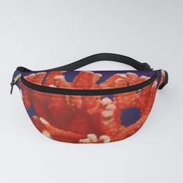 Red Coral by Pascal Roy Fanny Pack