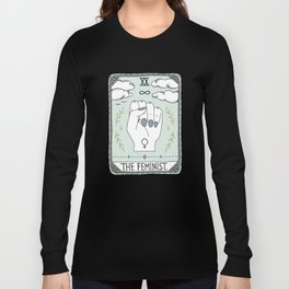 The Feminist Long Sleeve T-shirt