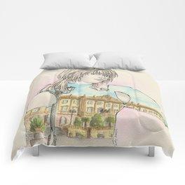 OC: Agnese x Sassari Comforters