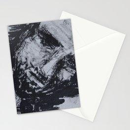 Black Ink Man Stationery Cards