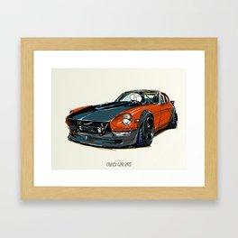ozizo art 0024 Framed Art Print