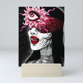 Third Eye Mini Art Print