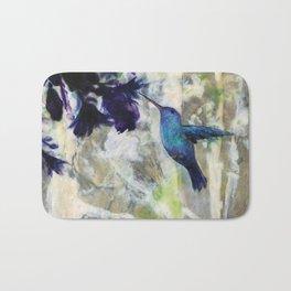 Hummingbird Haze Bath Mat