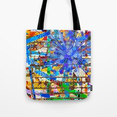 Ana (Goldberg Variations #1) Tote Bag