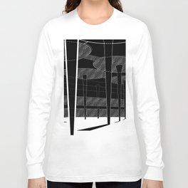 Negative Ferris Long Sleeve T-shirt