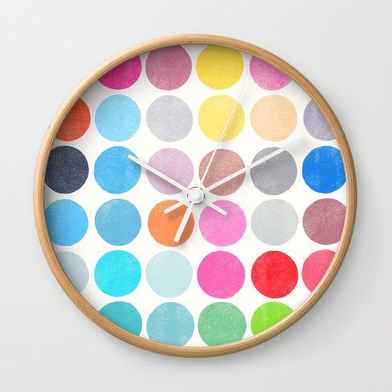 colorplay 9 Wall Clock