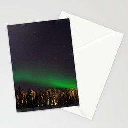 Aurora, Lapland Stationery Cards