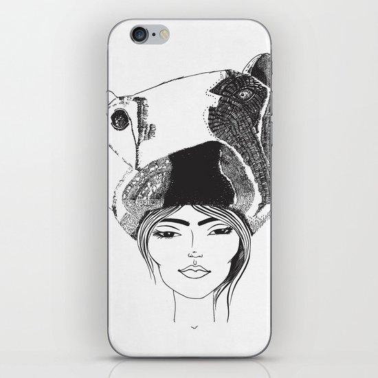 PolarGirl iPhone & iPod Skin