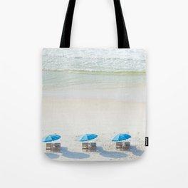Mornings at the Beach Tote Bag