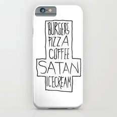 pizza & moar Slim Case iPhone 6