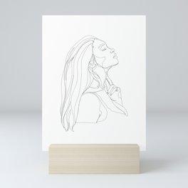 pulse Mini Art Print