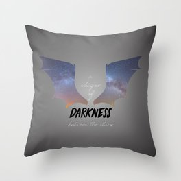 ACOMAF | Shadowsinger Throw Pillow