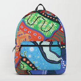 What the Dog Saw, 2016 Backpack