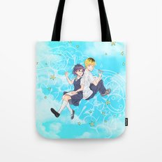 maybe we can be friends Tote Bag