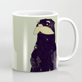 An Other Moustache Coffee Mug