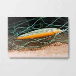 Fishing Tackle 37 Metal Print