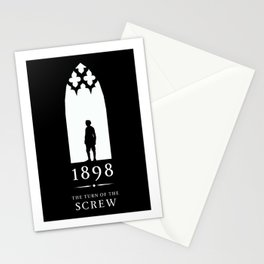 A Century of Horror Classics :: Turn of the Screw Stationery Cards