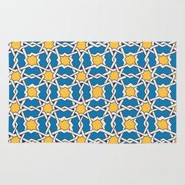 Morocco ornament Rug