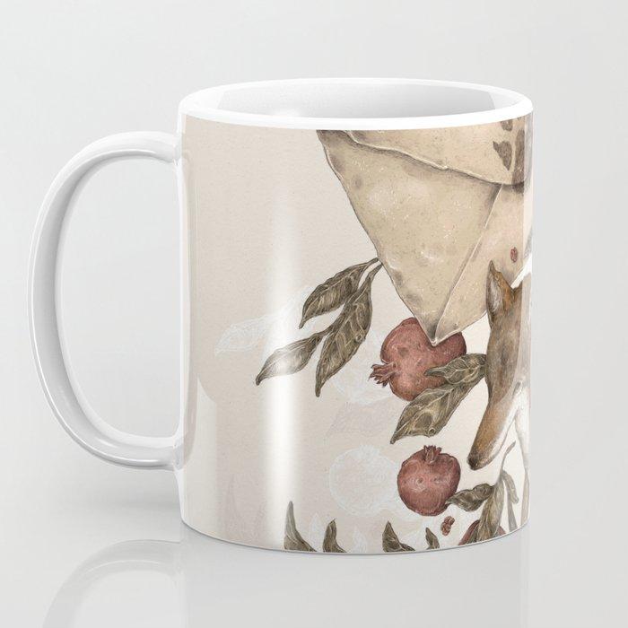 Coyote Love Letters Coffee Mug